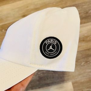 Nike Accessories - Nike Jordan Paris Saint-Germaine PSG White H86 Hat